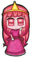 Princess Bubblegum by Ice--Chan