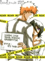 Ichiruki: he's taken by noodlemie