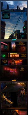 074 The Rebellion: #01 Escape - Pages 1,2 and 3 by SolKorra