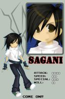 Pixel ID - Come On by Sagani
