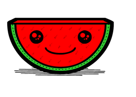 Sandia Png by FranciscaZ