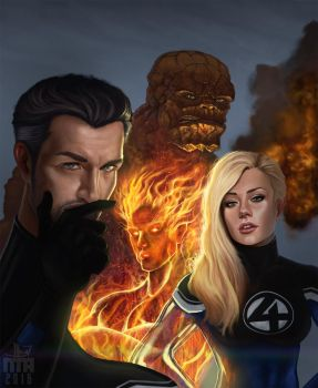 Fantastic Four by me9a7