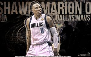 Shawn Marion Finals Wallpaper by IshaanMishra