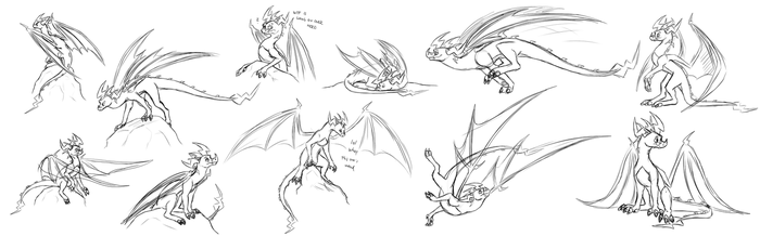 Icelectric Stream Doodles by IcelectricSpyro