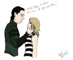 What Hope Is There for Loki by TheLastUnicorn1985