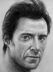 Hugh Jackman by The6SiC6Ness6
