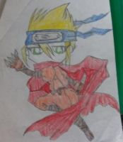 naruto? doubt that by pandababy28