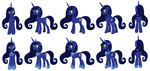 Queen Chernalia sprites for Ask Accord by AleximusPrime