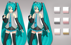 [MMD] Swatmare's Toons DOWNLOAD by Swatmare