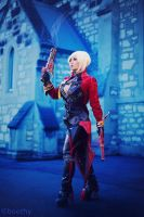 Aion - Gunner -01- by beethy
