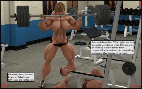 Julie's Workout 13 by cmlcml