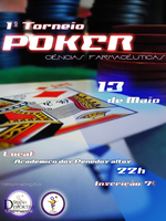 Poker poster by auravaz