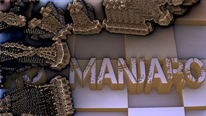 growths Manjaro ws wp by fraterchaos