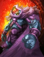 Skeletor by marespro13
