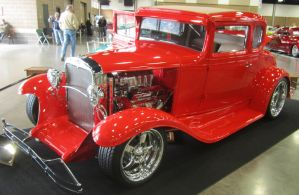 31 Chevy 5 window coupe by zypherion