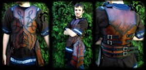 Celtic Armor by Feral-Workshop