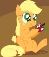 AJ's First Apple - Complete by TwiddleChimp