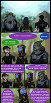 ME3: After the Black *SPOILERS* by Sketch-BGI