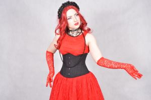 STOCK - Gothic Doll by Apsara-Stock