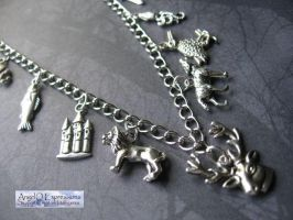 The Ultimate A Song of Ice and Fire Necklace by SpellsNSpooks