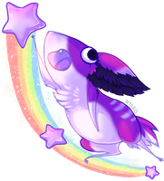 rainbows wheeee by Duckstapler