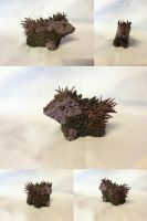 Gorael - Fantasy statue by SonsationalCreations