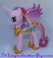 Princess Cadance Custom FiM My Little Pony by mayanbutterfly