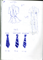 Summer Uni total bludge sketch by BroadbandBragger