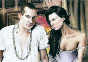 the Tudors by Bellchen87