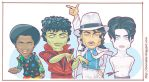 Michaels Jacksons by Ferlancer