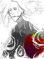 Strawberry What by superior-git