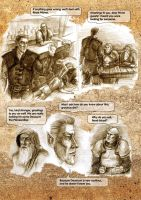 Planescape comic - strip 8 by Deusuum