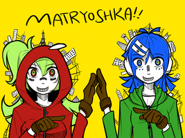 Matryoshka by MystSaphyr