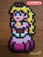 Princess Peach by RockerDragonfly