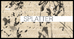 Splatter Brushes by SunshineResources