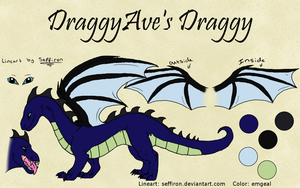 DraggyAve's Draggy by emgeal