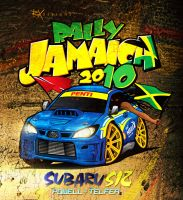 Rally Jamaica 2010 by BreadX