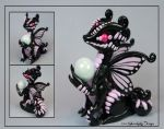 Butterfly Dragon Design by ShaidySkyDesign