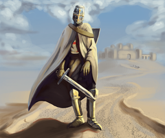 Knight Templar by Radar6590