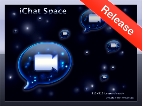 iChat Space by Nysosym