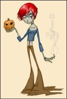 .:halloween 2006:. by froggymcgee