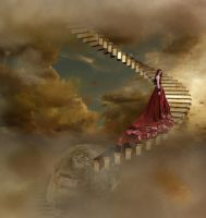 Stairway to heaven by rosannjoh
