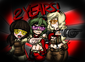 15 DECEMBER, J, F AND H EXISTS 2 YEARS by TickingGears