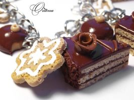 Chocolate and biscuits 2 by OrionaJewelry