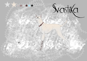 Svastika sheet. by SweetDeathWolf