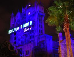 Tower of Terror by CoreyChiev