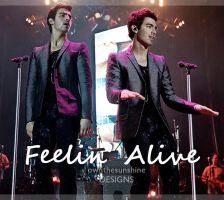 Feelin' Alive - Joe Jonas by ownthesunshine