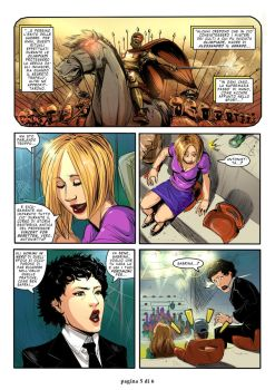 Get A Life 16 - pagina 5 by martin-mystere