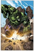 HULK SMASH by xXNightblade08Xx