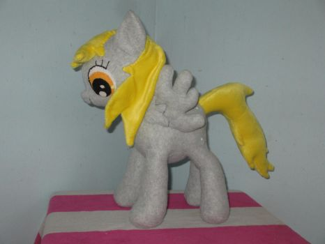 This Derpy pic is for Gainey by sillybulldog